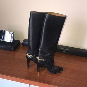 Belly long boots (size 5 1/2)